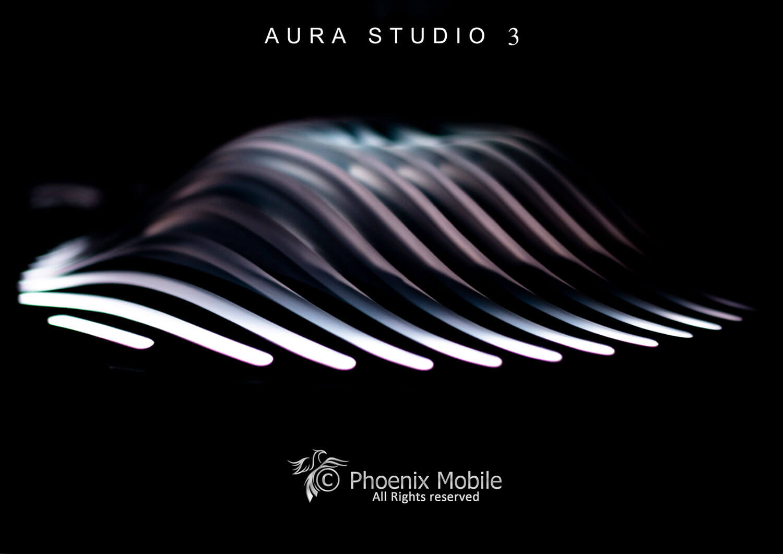 Aura Studio 3 lights