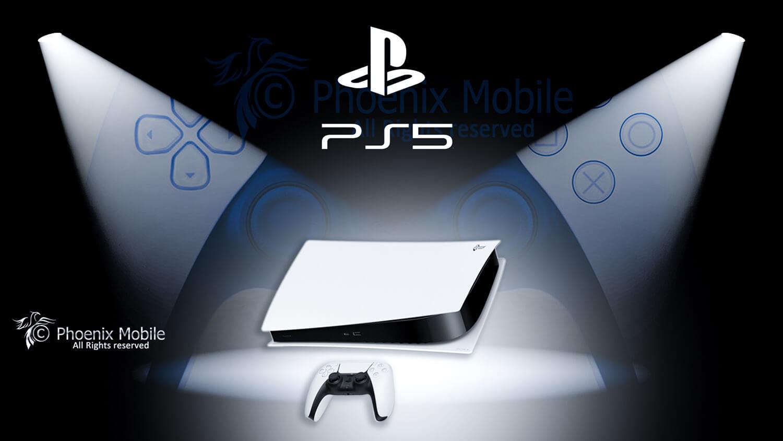 PlayStation 5 شرکت سونی نمایی کلی از کنسول 5 را رو نمایی کرد