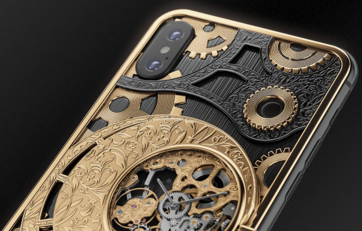Caviar iPhone XS Max