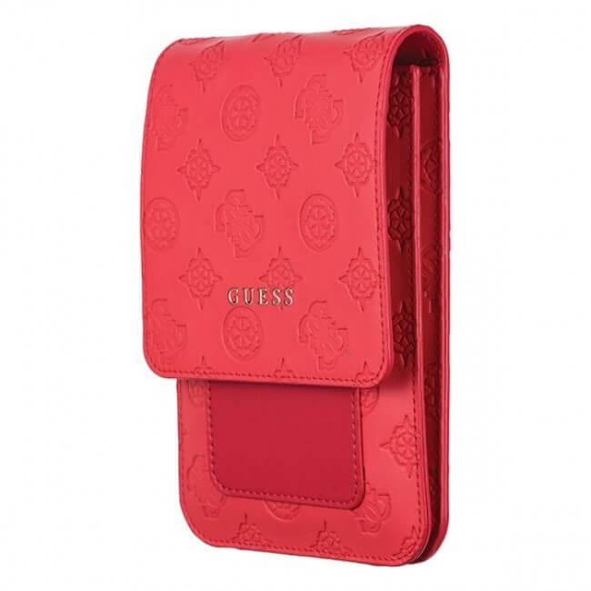 guess universal wallet phone bag