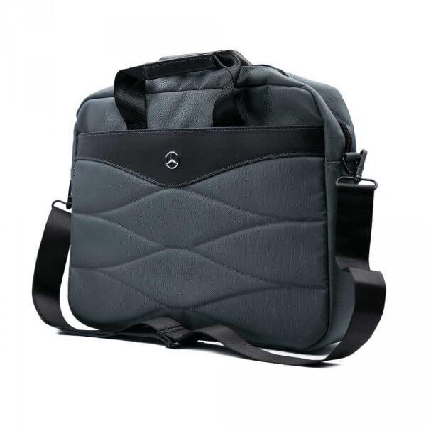 mercedes benz pattern loptop bag کیف لپ تاپ مرسدس بنز