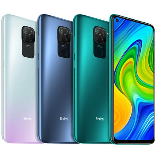 Xiaomi Redmi Note 9 شیائومی ردمی نوت 9