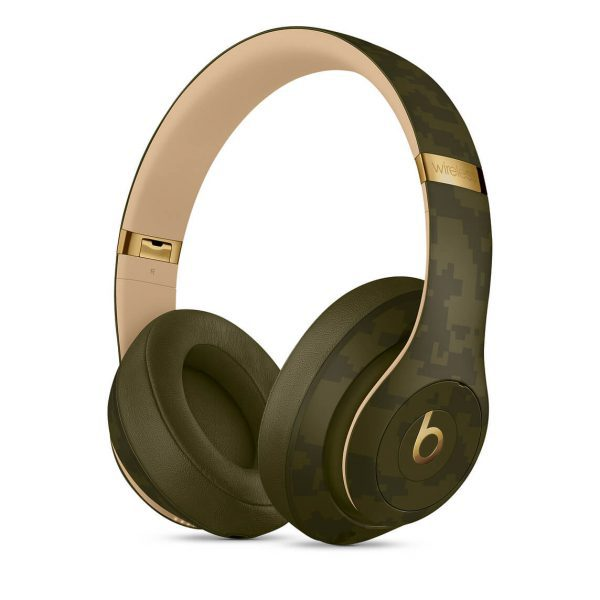 beats studio3 wireless camo collection