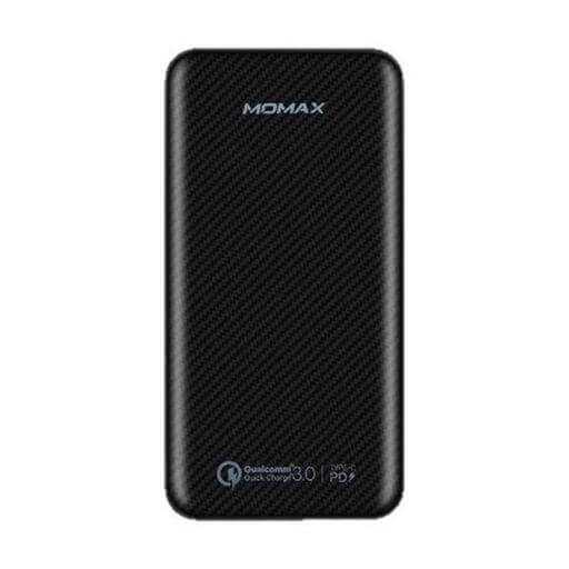 momax ipower minimal pd quickcharge 10000mah fornt