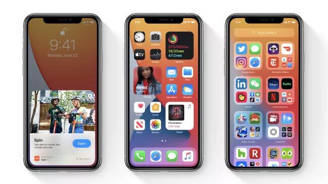 iOS 14 final