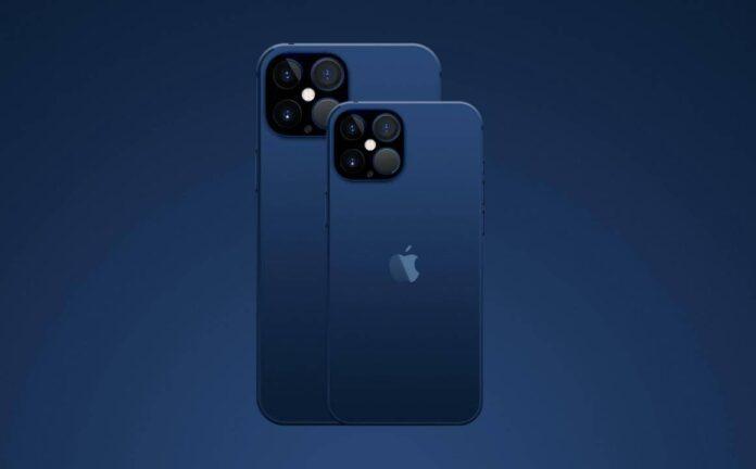 iPhone 12 Midnight Blue