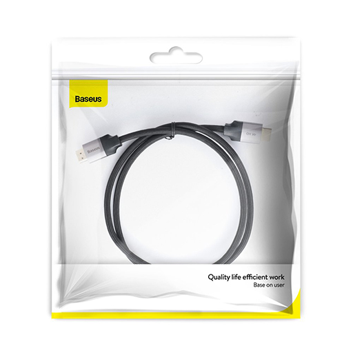 baseus visual enjoyment series hdmi cable
