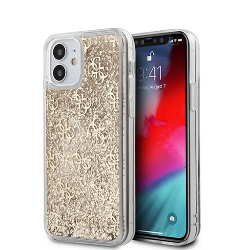 Guess 4G Liquid Glitter iPhone 12-12pro