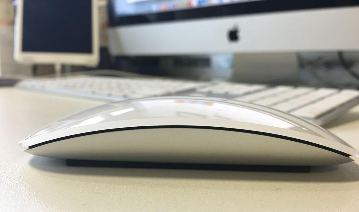 apple magic mouse 2 wireless & rechargable