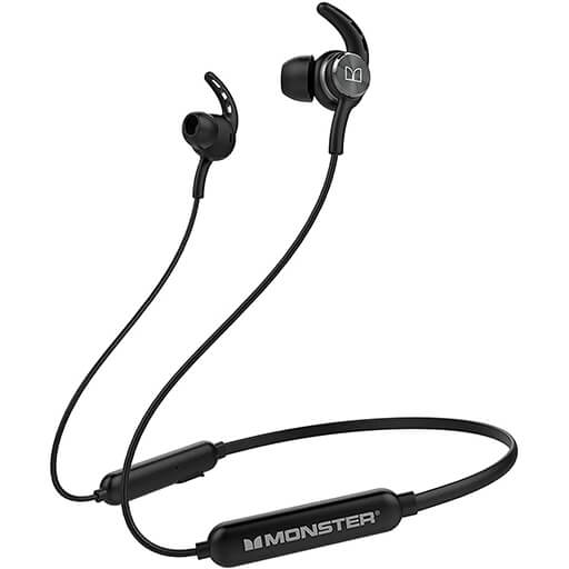 monster isport spirit in-ear wireless headphones