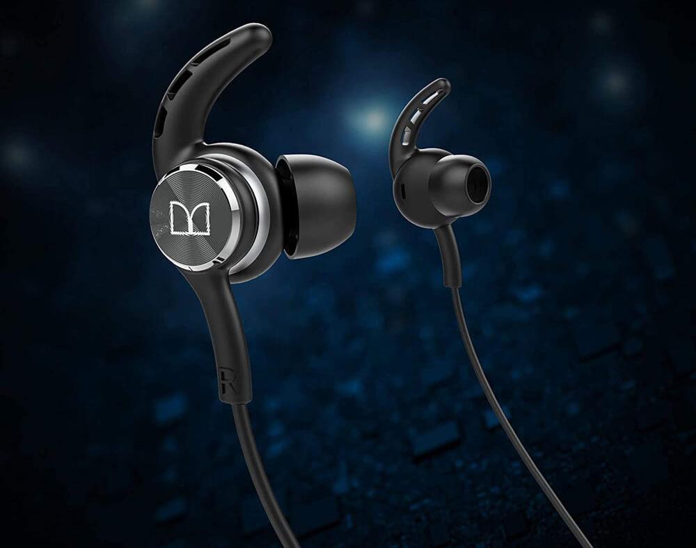 monster isport spirit in-ear wireless headphones