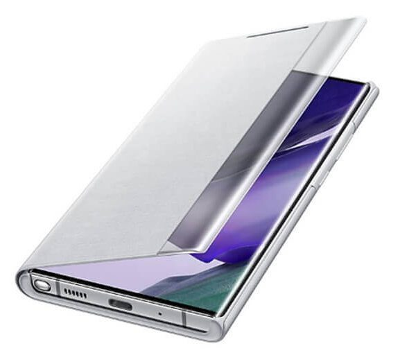 samsung note20ultra smart clear view cover
