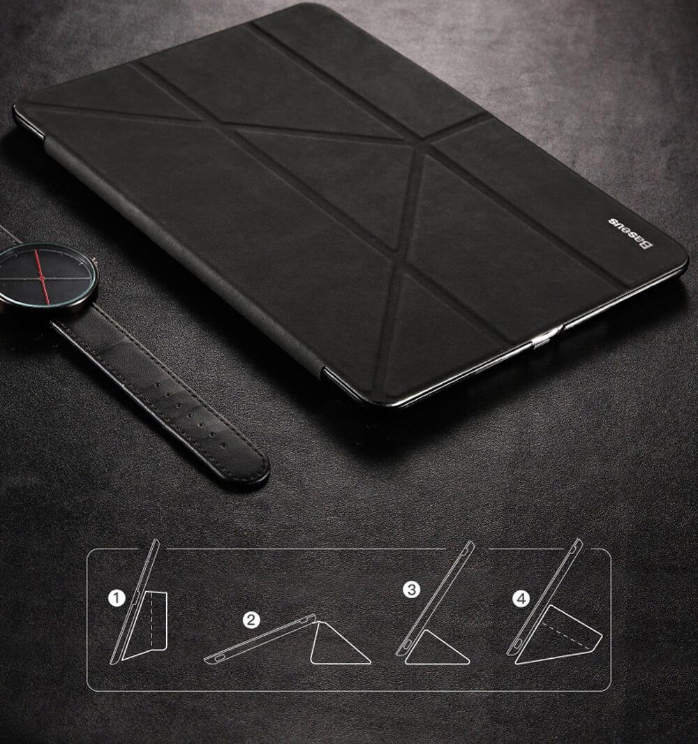 Baseus Simplism Y-Type Magnetic Leather Case phoenix