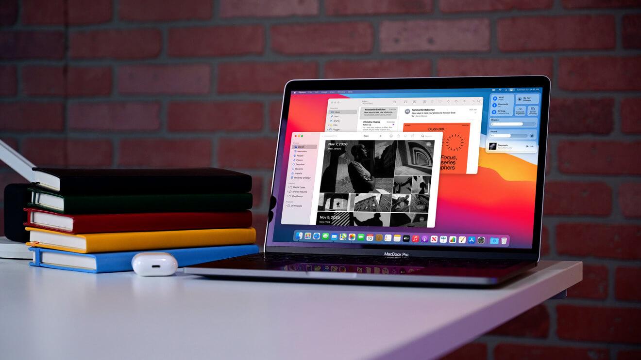 MacBook Pro MYD92 2020