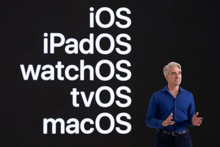 WWDC 2021 apple event رویداد اپل