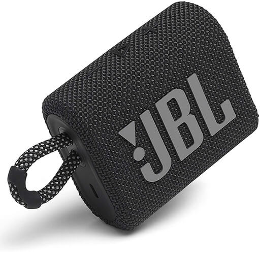 JBL Go3 Portable Bluetooth Speaker - جی بی ال مدل گو 3 - ضد آب قابل شارژ