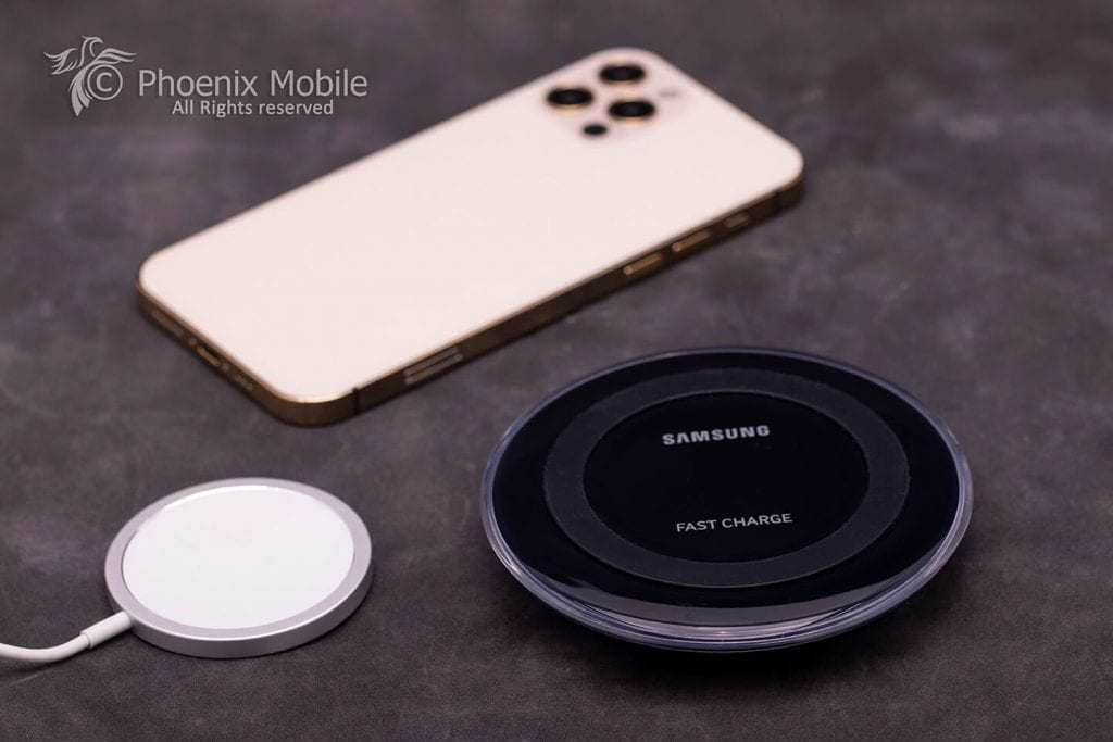 wireless charger iphone